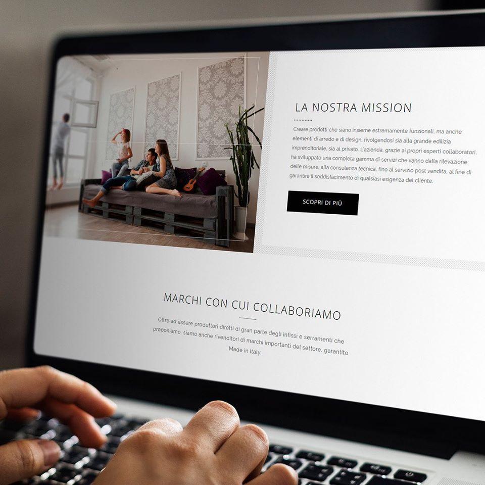 Web-design-fabbrica-infissi-Ariccia