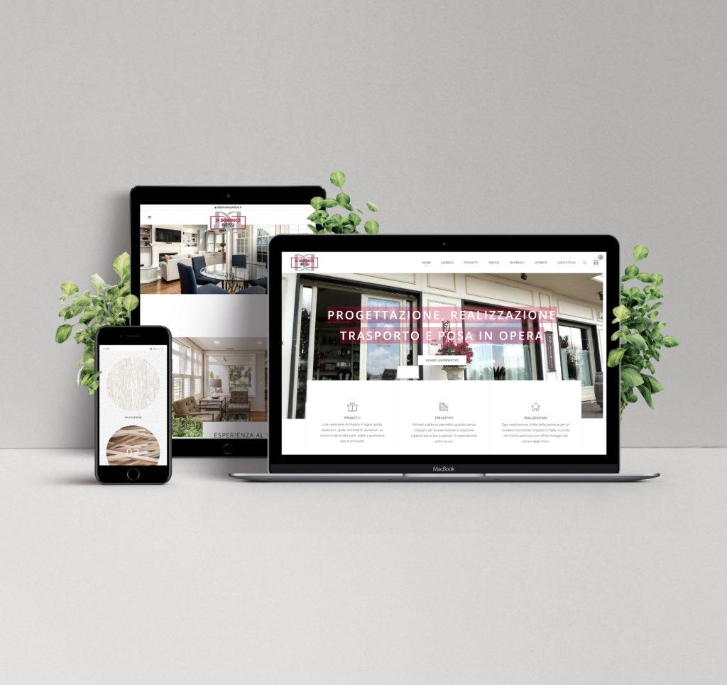 Web-design-showroom-infissi-Roma